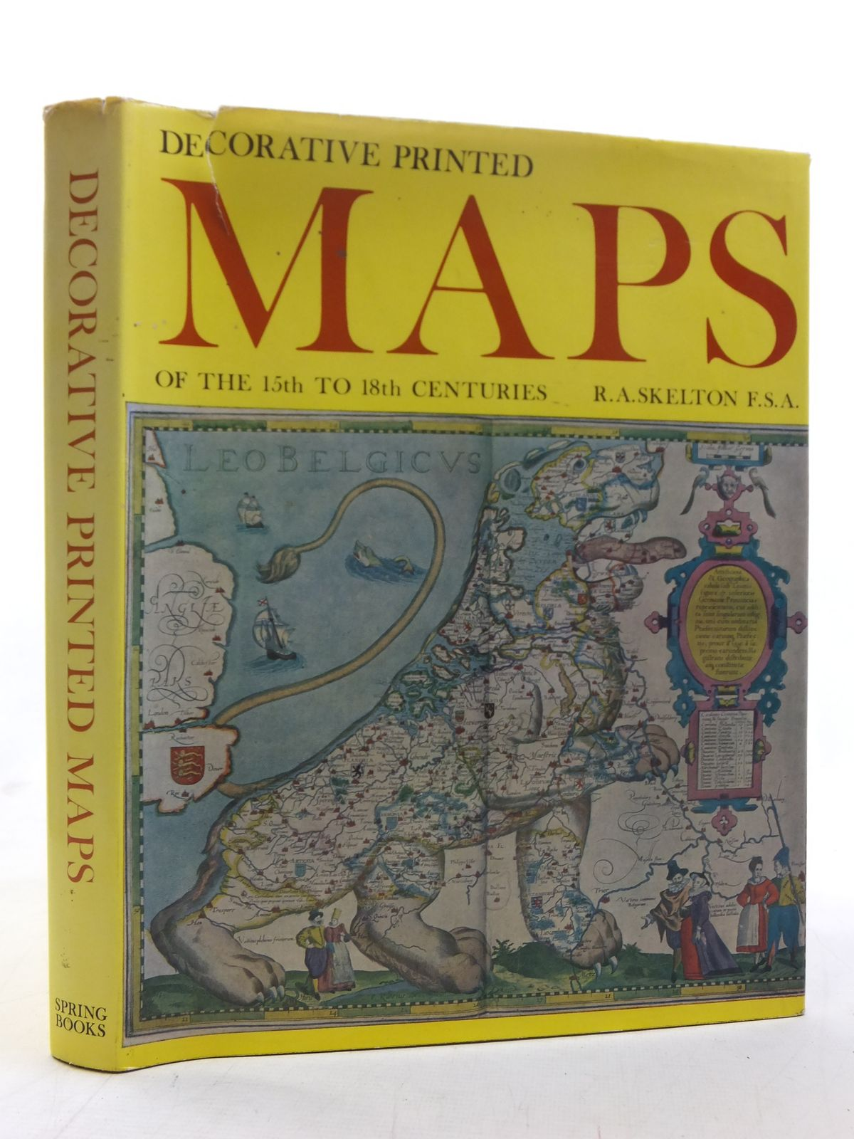 Best Decorative Printed Maps Of The 15Th To 18Th Centuries This Month