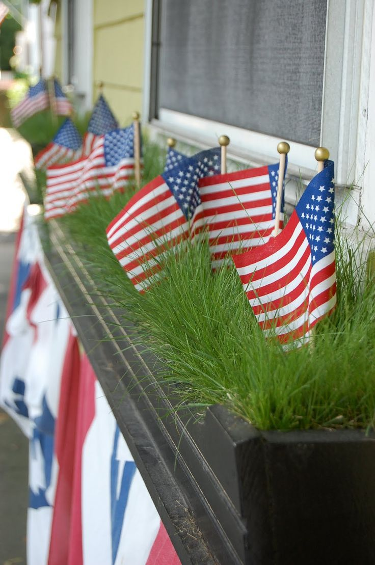 Best Patriotic Decorations For Your Fourth Of July Celebration This Month
