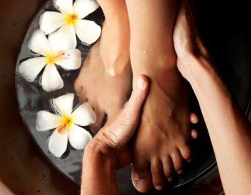 Exfoliating Foot Treatment
