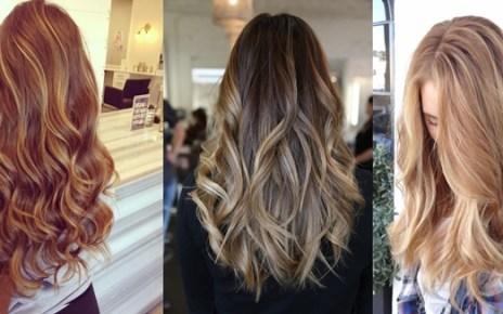 ألوان الشعر للعام 2016