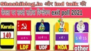 kerala exit poll 2021
