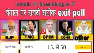 West Bengal exit poll 2021