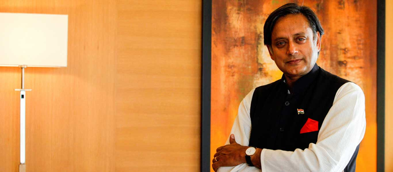 Image result for Dr. Shashi Tharoor