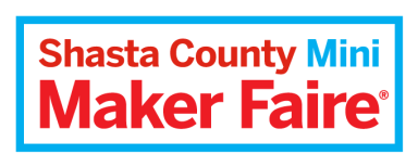 Shasta County Mini Maker Faire logo