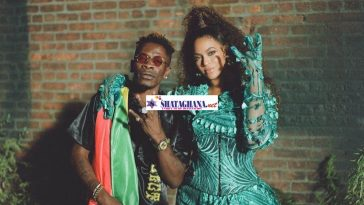 """""""Already"""" Music Video By Beyonce Ft Shatta Wale Tops US iTunes Music Video Chart"""