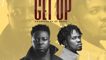 Guru – Get Up ft. Fameye (Prod. By KC Beatz)