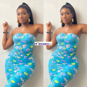Wendy Shay Looks Sweet And Sexy While She Inspires Fans On Instagram