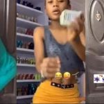 VIDEO:Akuapem Poloo Happily Twerks In New Video After N^de Photo Saga (Watch)