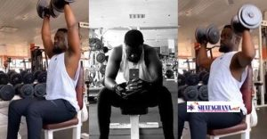 """We have to ban Timaya's song """"I can't kill my self from all Gyms"""" – Sarkodie"""