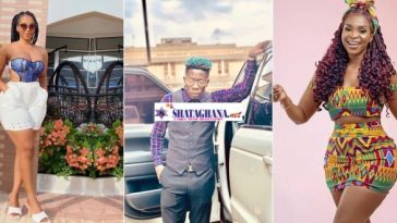 Shatta Wale sparks dating rumor with Benedicta Gafah; fans are wondering