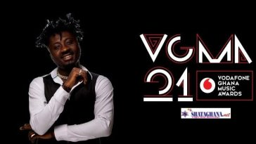Amerado – Yeete Nsem (2020 VGMA Introduction)