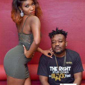 Wendy Shay React After Bullet  said she is the Queen of Ghana