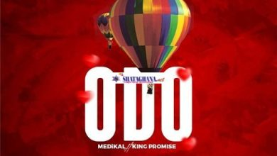 Photo of Medikal – Odo Ft. King Promise (Prod by MOG Beatz)
