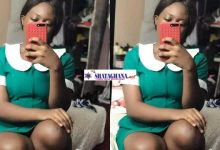 Photo of Nurse Mist@k£nly Shares Vid£0 Of Herself N@.k£.d Meant For Her Boyfriend In School Group