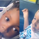"""""""I Don't Need To Go To Church Because God Lives In Me"""" – Shatta Wale's Son Majesty Says"""