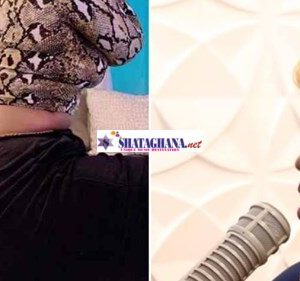 Beautiful Ashawo reveals how she controls Ministers with her charms after sleeping with them (video)