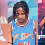 Screenshot: Kelvyn Boy unfollows everyone on Instagram including Blakk cedi hours After He Missed Out the Afro beat song of the year Award