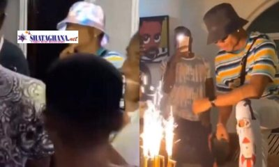 Friends Of KiDi Surprises Him With A Coded Birthday Party (Video)