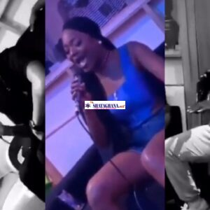 Efya And Kidi Give A Splendid Performance At Sarkodie's Rehearsals For His Upcoming Concert