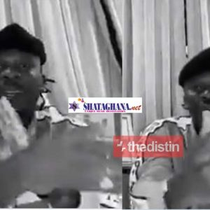 Stonebwoy Finally Apologise To Sarkodie And Angelo As He Debunks Rumors About The Gun And Punches | Watch Video