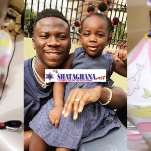 Video: Stonebwoy's Daughter, Jidula Singing father's 'Putuu ' Song