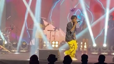 Fameye Live: Beautiful Performances From Kofi Mole, Mr. Drew, Camidoh, DopeNation Etc At His Virtual Live Concert Last Night | Watch Videos