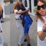 Her Hips Is Fake And She Is Bleaching-Ghanaians Blast Becca After She Popped Up In Viral Video