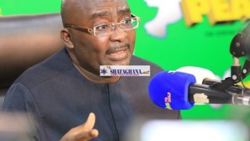 We'll develop zongos with model schools not mortuaries – Bawumia mocks Mahama