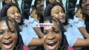 Mcbrown, Stonebwoy And Ayisha Modi Warms Hearts With Beautiful Meet-up Video