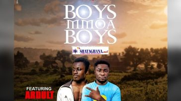 DMC - Boys Mmoa Boys ft. Ardult