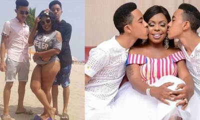 My twins will marry 'good' women just like me – Afia Schwar