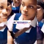 SHS Girl trend online over bad Grammer after writing her last WASCCE paper (video)
