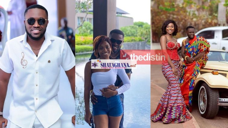 'The Love Of My Life' – Tracy Osei Tells Kennedy Osei, She Shares New Photos To Celebrate Him On His Birthday
