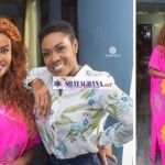 Nana Ama Mcbrown Speaks French with Emelia Brobbey On Live Interview (Video)