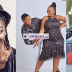 Yolo actress Emily reacts after Cyril and baby mama outdoor their baby