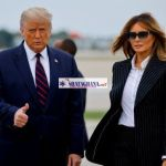 Donald Trump and Wife Test Positive For Coronavirus