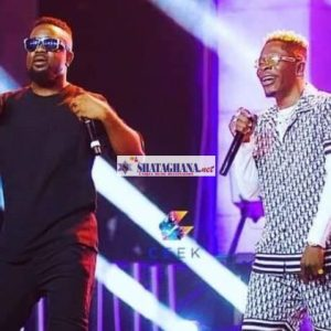 Check out Sarkodie's birthday message to longtime rival Shatta Wale