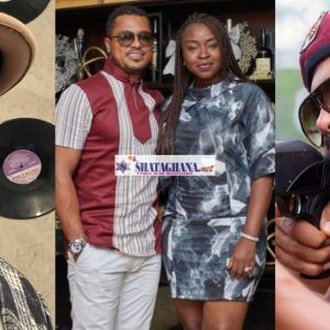 Van Vicker Showers Praise and Romantic Words On His Wife As They Celebrate Seventeen Years Of Marriage Today (See Photo and Post)
