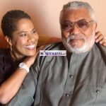 Video of Jerry Rawlings in Cozy Moment with His Alleged Sidechick Pops Up – Video