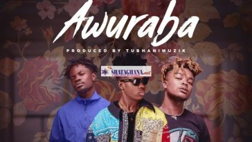 Strongman – Awuraba ft. Quamina MP & Fameye