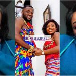 New Photo Of Kennedy Osei's Wife Pops Up Amid Reports Of Her Giving Birth To Twins Girls