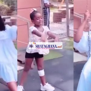 It's Playtime – Watch How Titi Adorably Swings Her Mother Tracy Sarkcess