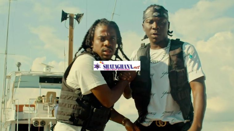(Official Video) Stonebwoy Ft Jahmiel – Motion