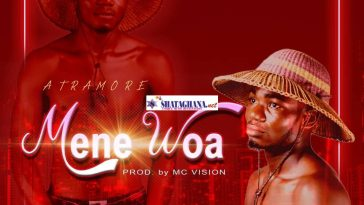 "Atramore Drops New Mind-Blowing Song ""Mene Woa"""