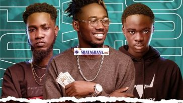 Berlyn – Boys Ha Me Ft. Ypee & Yaw Tog