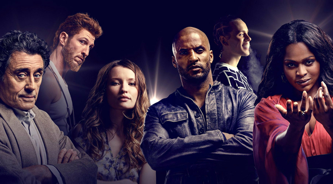 American Gods cast starts strong, but we have concerns