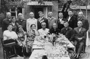 Ветераны ВОВ каждый год собирались у Сакки Висаитова на 9 Мая.