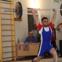 Чинтаев Зелимхан - 2 место в весовой категории до 77 кг.