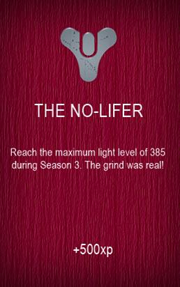 THE NO LIFER