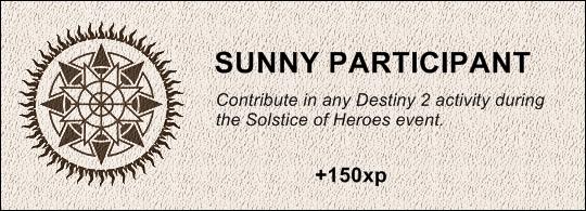 SoH-1-Sunny Participant